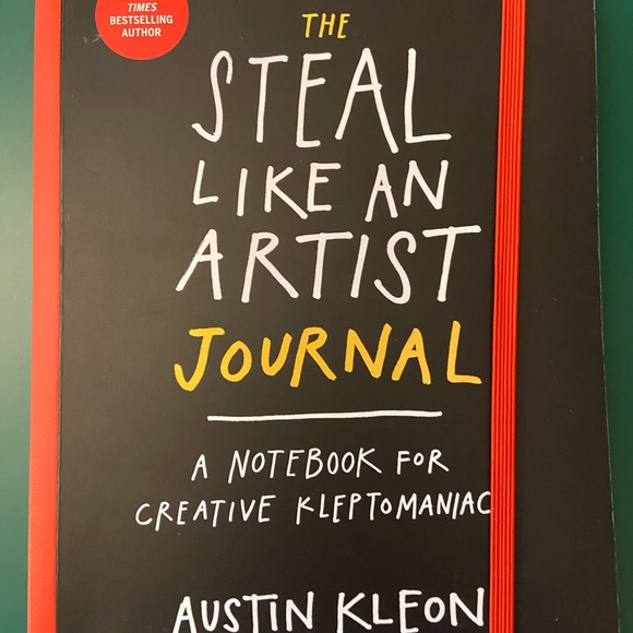 Workman Publishing Other - The steal like an artist journal by Austin Kleon